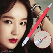 Handmade Manual Cosmetic Tattoo Eyebrow Pen Machine Semi-Permanent Makeup Supply