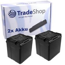 2x AKKU für Panasonic HDC-SD800 HDC-SD900 HDC-SD909 HDC-TM900 HDC-HS900 Infochip