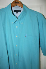 Mens TOMMY HILFIGER Short Sleeve Shirt. Size XXL
