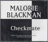 Malorie Blackman Checkmate 6CD Audio Book Noughts & Crosses Book 3 Abridged