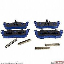 Motorcraft BRSD711 Rr Semi Metallic Brake Pads