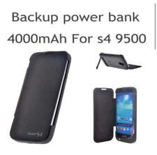 Coque Batterie (4000 mAh) Samsung Galaxy S4 i9500 - Noir