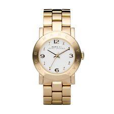 Marc Jacobs MBM3056 Nuevo Reloj de Señoras Oro Amy - 2 Año De Garantía