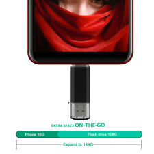 Type C OTG USB 3.0 Flash Memory Stick Thumb Pen Drive Android Phone U Disk 32GB