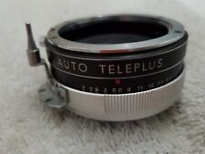Auto Teleplus 2x Converter Lens (Pre-Owned) Made in Japan