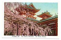Japan - The Kirschblüten, The Heian-Schrein (H7770)