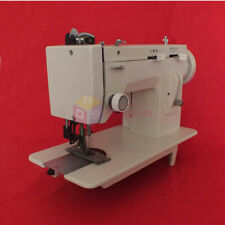 Heavy Duty Walking Foot Zigzag Stitch 7''inch Arm Leather Fur Sewing Machine