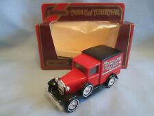 "Matchbox Models Yesteryear Y22-1 1930 Ford Model A Van ""Exchange & Mart"" Code 3"
