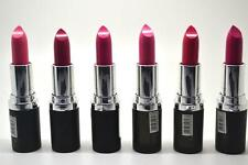 Set of 6 La Femme Lipsticks form Tray E Pink Cherry Rosy Cream Pop Cerise
