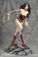 Fantasy Figure Gallery WONDER WOMAN statue By Luis Royo~DC~Yamato~Batman~NIB