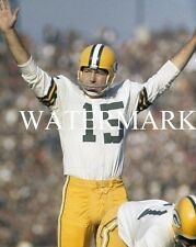 BART STARR Green Bay Packers Glossy 8 x 10 Photo Poster