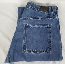Levi's SilverTab Baggy Jeans AE 36 x 28 Actual 36 x 30 Tagged