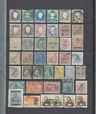 MACAU MACAO 1949, 42 OLD STAMPS