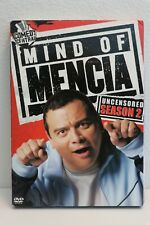 Mind of Mencia - Season Two Uncensored (DVD, 2007, 2-Disc Set, Checkpoint)