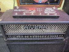 Rivera Knucklehead Reverb Guitar Amp Head & Head Master Midi Foot Controler