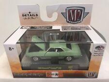 M2 Machines Detroit Muscle Release 37: 1/64 1969 Chevrolet Camaro 250 Car