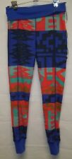 Without Walls Wos Leggings Thermals Small Multi-color Geometric sleepwear 231
