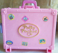 Vintage Polly Pocket Polly in Paris set w doll acc's Bluebird Toys