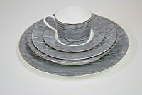 6 PERSON WATERFORD MICHAEL ARAM  CHINA SET 30 PCS EXCELLENT