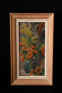 Tableau Alexandre Claude Louis Lavalley (1862-1927) Bouquet -Qualité-