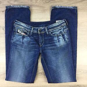Diesel Industry Bebel Straight Leg Women's Jeans Size W30 L34 (II1)