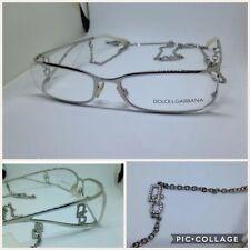DOLCE E GABBANA DG897 occhiali da vista vintage con catenina strass eyeglasses