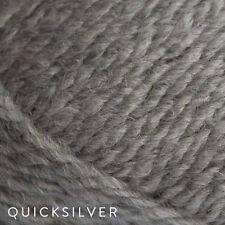 5 x 50g Balls - Patons Inca 14ply 70% Wool-Alpaca - Quicksilver #7043 - $34.95