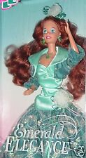 Barbie Matel EMERALD ELEGANCE NRFB 12322
