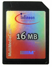 16MB MMC MultiMedia Memory Card MultiMediaCard 7 Pins