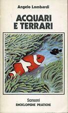 Angelo Lombardi  ACQUARI E TERRARI
