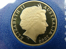 2000  $1 proof coin. Only 65,004 made! Brilliant coin in 2 x 2 holder. SCARCE!