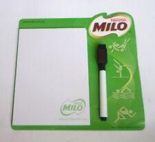MILO New Sport MAGNETIC NOTE BOARD with PEN Milo Nestle MALAYSIA 2013