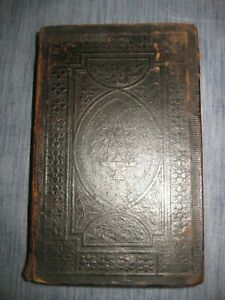 Die Bibel oder die ganze Heilige Schrift alt um 1900