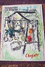 Derriere le miroir no 182 1969  Chagall