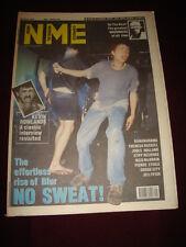 NME 1991 JULY 20 BLUR GUNS N ROSES AXL KEVIN ROWLANDS BANANARAMA JOOLS HOLLAND