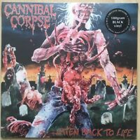CANNIBAL CORPSE Eaten Back To Life LP Vinyl, Deicide, Obituary, Morbid Angel