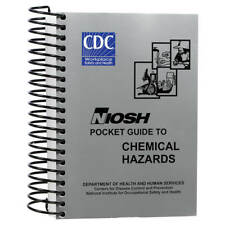 """Brand New"" - Niosh Pocket Guide to Chemical Hazards"