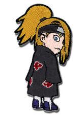 **Legit** Naruto Shippuden SD Deidara Iron On Authentic Patch #4360