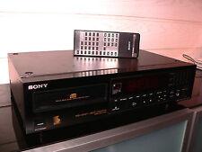 sony CDP 790 mit Fernbedienung und Optischen  Out und Gebrauchsanweisung