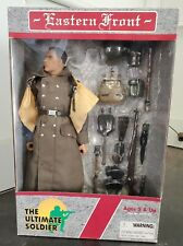 The Ultimate Soldier: WII German Eastern Front  Boxed Set 21st Century Toys