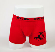 5pc Size 5 4-6 years Comfort Cotton Boys Boxers Briefs Airplane Kids Underwear