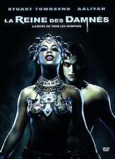 DVD *** LA REINE DES DAMNES *** De Michael Rymer ( neuf sous blister )