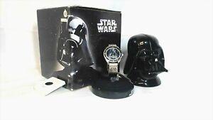 1997 Star Wars Fossil DARTH VADER Limited Edition #3056 Wrist Watch SACP04