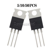 5/10/50PCS IRF540 IRF540N TO-220 N-Channel Power MOSFET IC 33A 100V Transistors