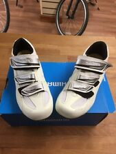 Shimano SH-WR35 -Spd- white cycling shoes- Euro 35 - US 5.5