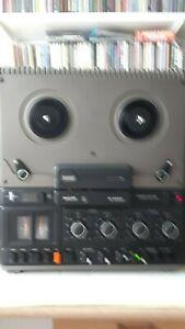 Tonbandgerät Philips N4504 / Überholt , in gutem Zustand