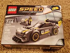 LEGO Speed Champions 75877 Mercedes - AMG GT3 New