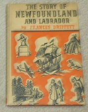 The Story of Newfoundland and Labrador - Briffett