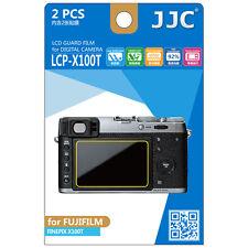 JJC LCP-X100T LCD Film Camera Screen Display Protector FUJIFILM X100T X100F