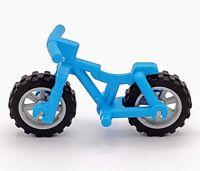 Lego Mountain Bike Heavy Bicycle Dark Azure Blue 36934c01 Outdoors Offroad